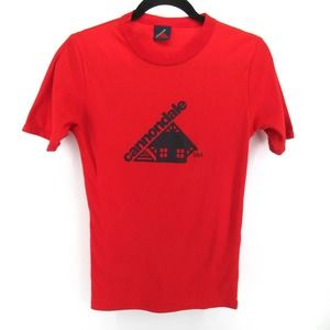Vintage Cannondale Cycling Jersey T Shirt Tee